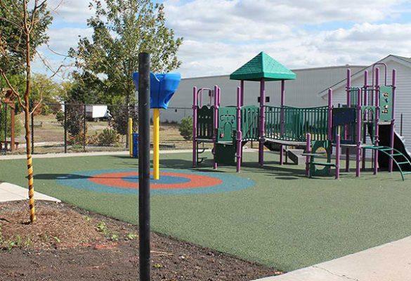 Crittenton Playground
