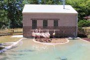 Miller Park Flamingo Exhibit