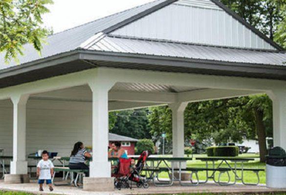 Paxton Park Pavilion