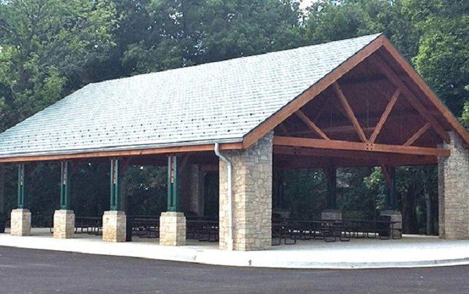 Decatur Park Pavilion