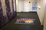 WIU Locker Room